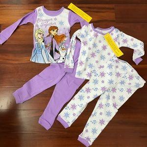 Disney Frozen 2 sets pajamas